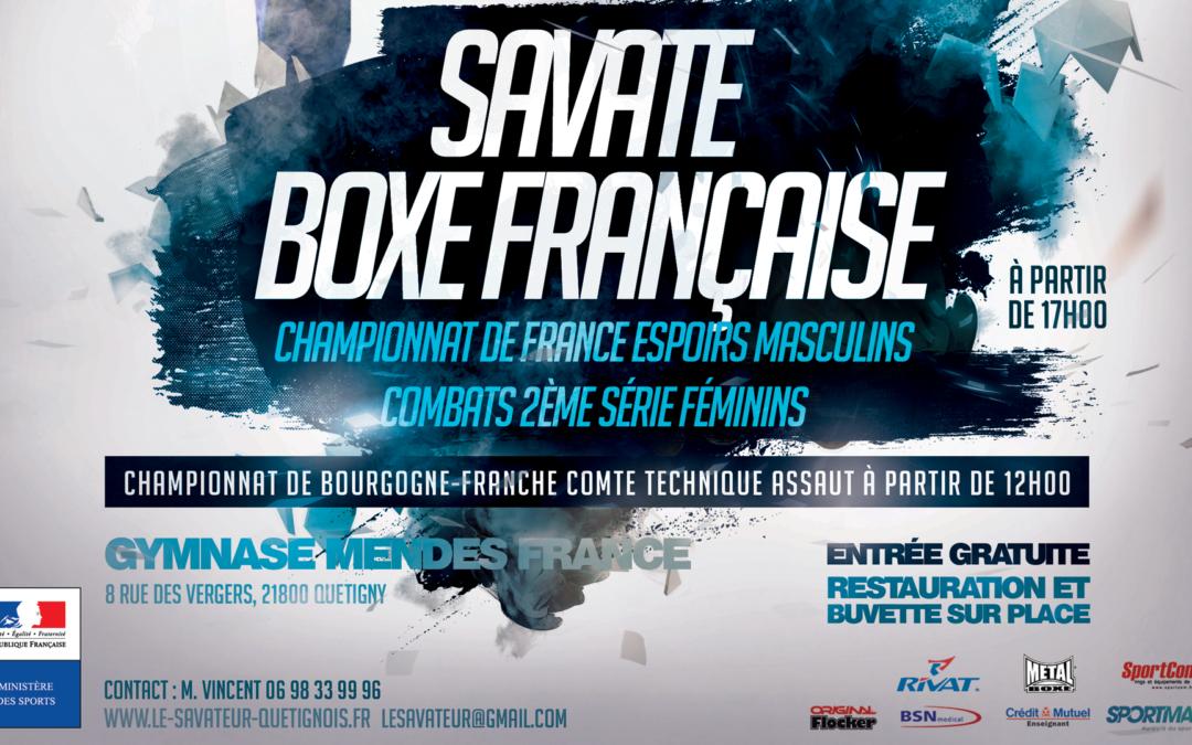 Championnats de Bourgogne-Franche-Comté Assaut